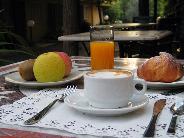 Detail of the Breakfast